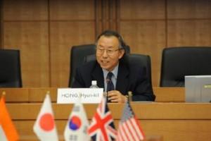 「韓国におけるモラロジーの受容に関する-考察」 洪 顕吉・嘉泉医科大学名誉教授