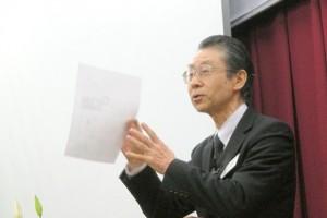 研究発表6『脳と心の科学技術倫理 ロボットを介して考える利他』(立木教夫・客員教授) 」