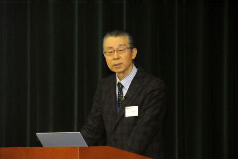 発表8『廣池千九郎の遺伝学研究再考』(立木教夫客員教授)